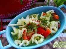 Sałatka z selera i pomidora