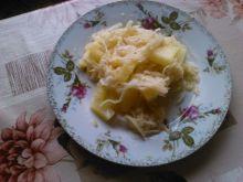 Sałatka z selera na słodko