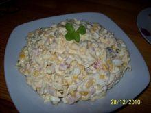 Sałatka z selerem i serem ;-)