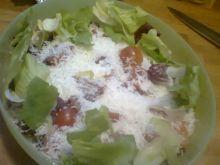 Sałatka z serem Grano Padana