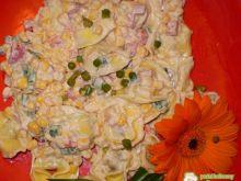 Sałatka z Tortelini wg Babcigramolki