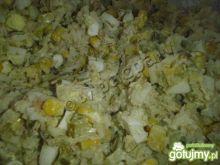 Sałatka z tuńczyki z ryżem