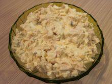Sałatka z tuńczykiem