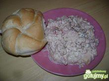 sałatka z tuńczykiem wg mammeza