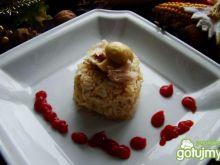 Sałatka z wędzonej makreli i ryżu