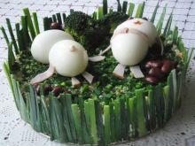 Sałatka z zajączkami