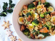 Świąteczna sałatka ziemniaczana
