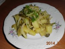 Sałatka z ziemniaków