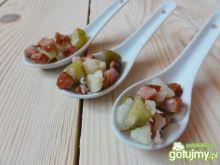 Sałatka z ziemniaków 4