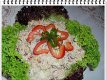 Sałatka z zupek chińskich 3 Eli