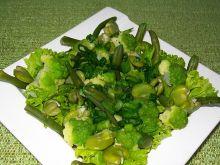 Sałatka zielono mi