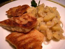 Salatka ziemniaczana - do ryby