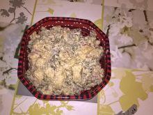 Sałatka ziemniaczana z kabanosem