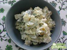 Sałatka ziemniaczana z koperkiem 2
