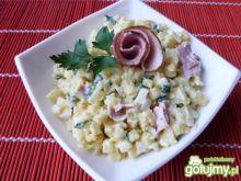 Sałatka ziemniaczana z szynką Reniz