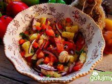Sałatka ziemniaczna z sosem musztardowym