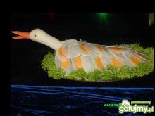 Sałatkowa kaczka na specjalne okazje