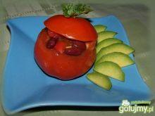 Salsa meksykańska w pomidorze