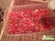 salsa warzywna z ketchupem