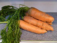 Samo zdrowie - zalety marchewki