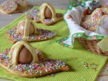 Scarcelle z Apulii, wielkanocne ciasteczka
