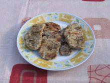 Schab marynowany z grilla