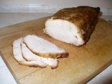 Schab miodowy z majerankiem do chleba