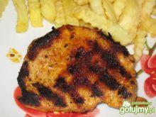 Schab ostry paprykowy na grila