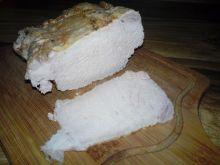 Schab parzony w majonezie