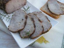 Schab pieczony w rękawie do pieczywa