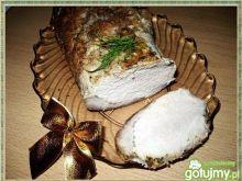Schab pieczony w ziołach