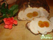 Schab z morelą 2