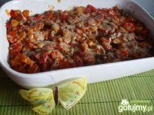 Schabowe pod pomidorowymi warzywkami