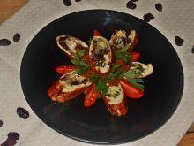 Schabowe roladki z piernikowym sosem