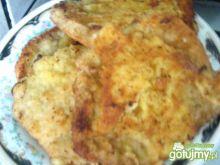 Schabowe z serem żółtym