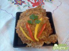 Schabowy w serowej skorupce
