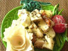 Ser biały marynowany w oliwie z ziołami