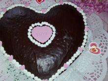Serce w czekoladzie