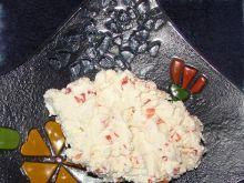 Serek paprykowo-czosnkowy