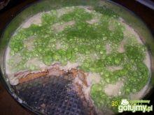 Sernik gotowany na harbatnikach