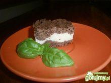 Sernik na kakaowym spodzie 2