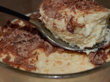 Sernik na zimno z ricottą i białą czekoladą