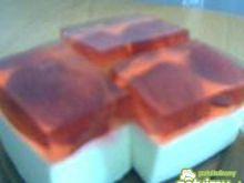 Sernik na zimno z truskawkami...