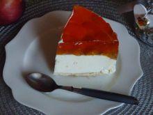 Sernik pomarańczowy (bez pieczenia)