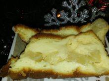 Sernik z ananasem
