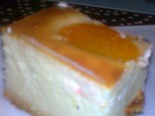 Sernik z dodatkiem mandarynek