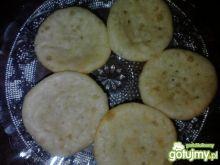 Sernikowe muffinki