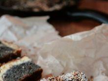 Seromak z czekoladą i prażonym kokosem