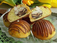 Serowe bułeczki z czekoladą
