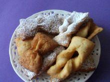 Serowe ciasteczka karnawałowe